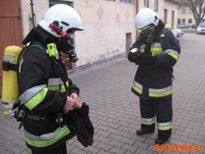 Stres w pracy strażaka Cz I